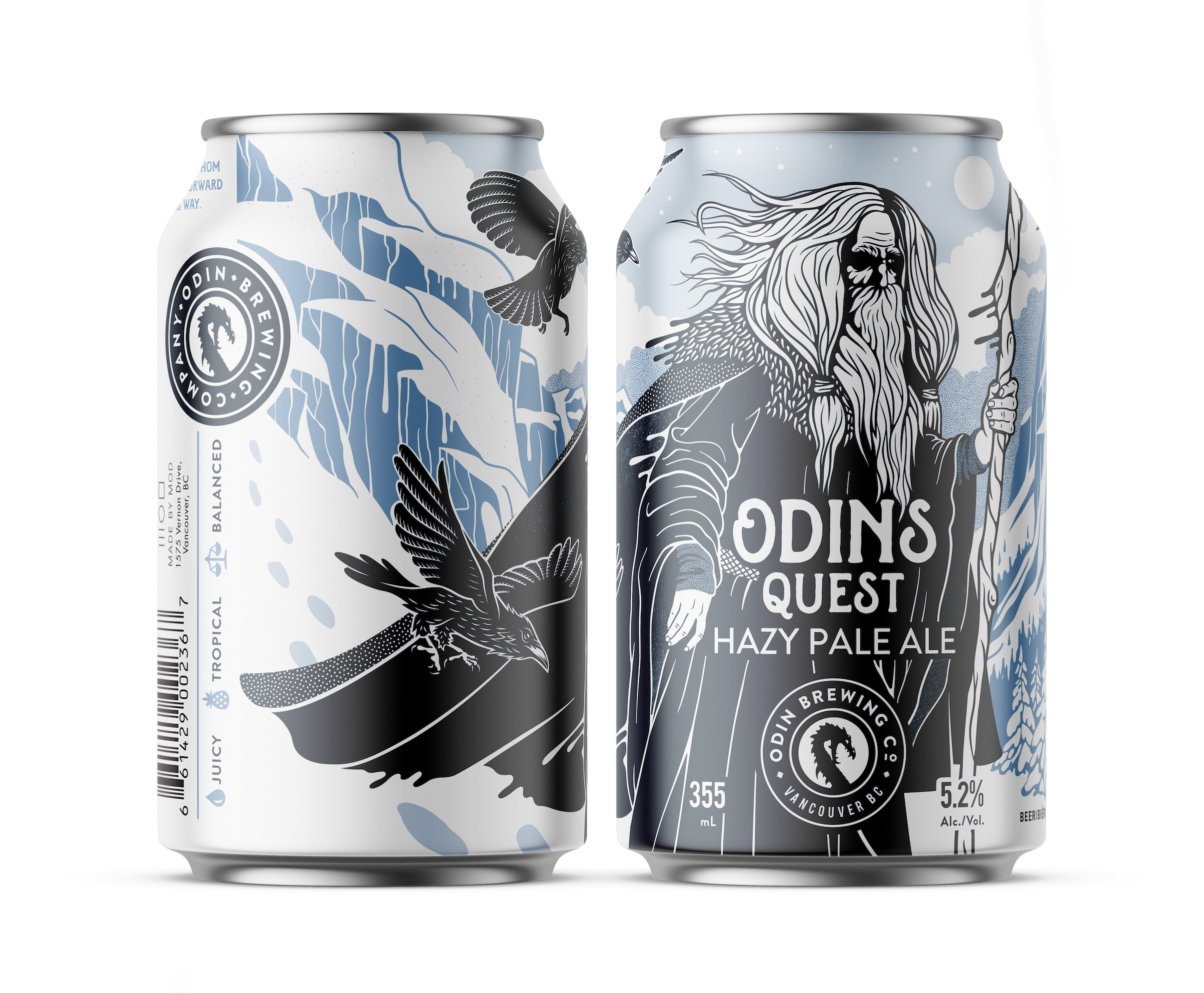 Catching Up With Odin Brewing